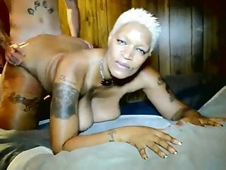 Voluptuous Black Mature Gets Fucked Hardcore