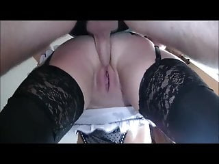 Boss fuck maid in the ass