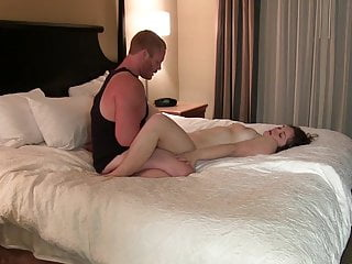 White Slut Amy Fucks A Ginger pt1