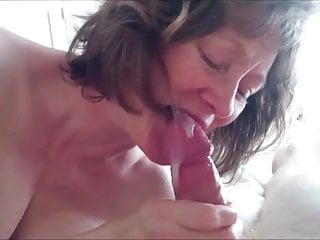 Beautiful Black Haired Mature Just Loves Cock