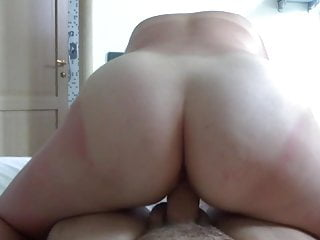 REAL FACK Riding MATURE MILF MATURE WIFE Amateur Homemade