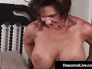 Gushing Cougar Deauxma Squirts Fucking Magdalene St Michaels