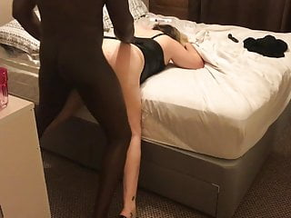 Hot Mature White Wife being fucked hard by BBC in bedroom