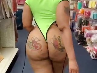 Ebony Big ass