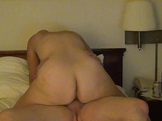 Wife riding another stranger's cock