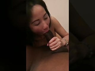 Asian milf and bbc (can someone find the original video?)