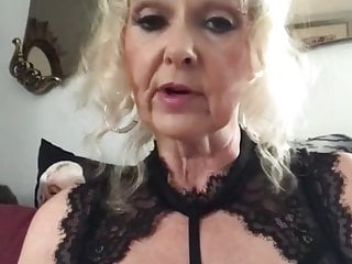 Hot Youtuber Brenda Lee - Nice mature with sheer lingerie