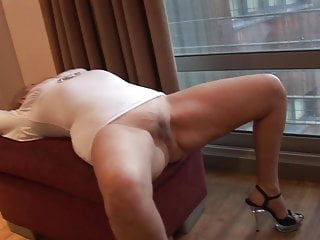 Curvy mature hairy milf Mrs. Robinson Compilation tease