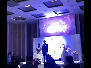 Cheating Bitch Humiliated During Her Wedding