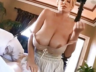 MUM Wakes Me UP with Her HUGE BOOBS