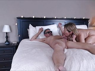 lustful mommy rides a cock