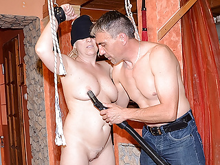 curvy moms first bdsm lesson