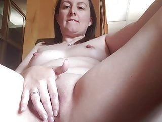 Mature Amateur Alone At Home