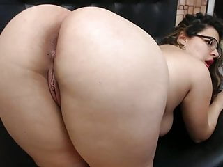 She loves to play with her big ass