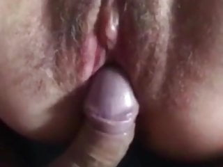 I came inside my mature grandmother's big pussy