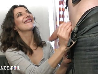 French mom knows how to handle a big cock