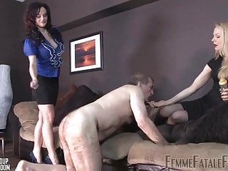 Mistress Eleise conducts a discipline session