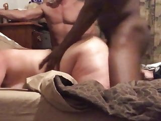 cuck watching wife and black bull