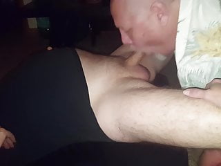 Wife vids, CUCK sucks and rims her boyfriend