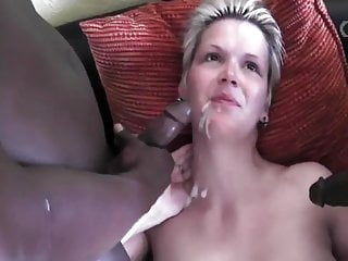 BUSTY BLONDE WIFE ENJOYS BBC ON VACATION