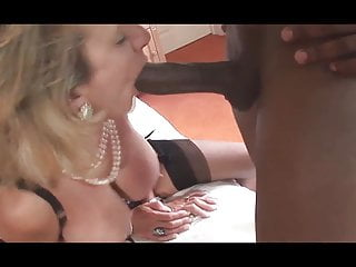 Mature British Wife Loves Black Cock