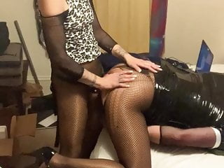 Prissy Sissy Dicked Down, Owned and Humiliated by SkyCunt