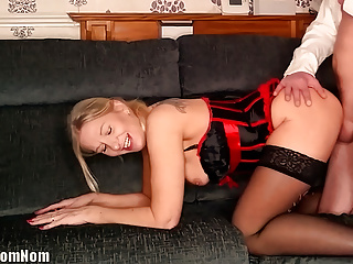 Wife's Pre-Lockdown Blowjob & Fuck With Toyboy