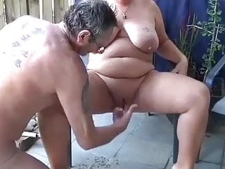 Dutch bbw squirting