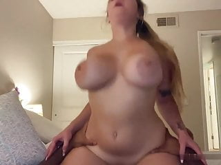 Ride to orgasm with busty Latina milf from ForSex.eu