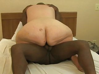 Blonde Submissive BBW Nympho Ass Up Face Down with BBC. Bj, Gilf